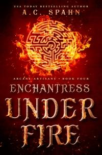 Enchantress Under Fire